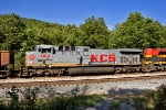 KCS 4614 - Mid Train DPU on KCS C-KCWE-01